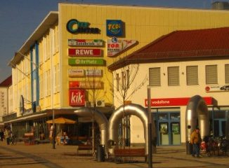 City Center in Rathenow