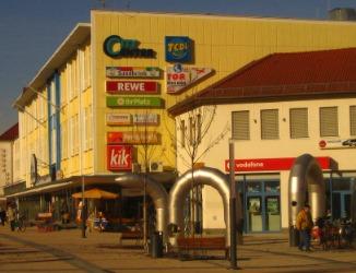 City Center in Rathenow